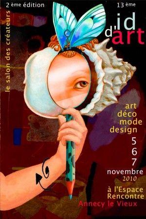 Salon I.D d'Art - Annecy le Vieux - Novembre 2010