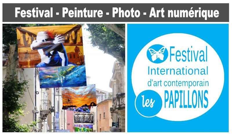 Peinture, Photo, Arts Numériques, Provence, Vaucluse, Grands formats, Rues